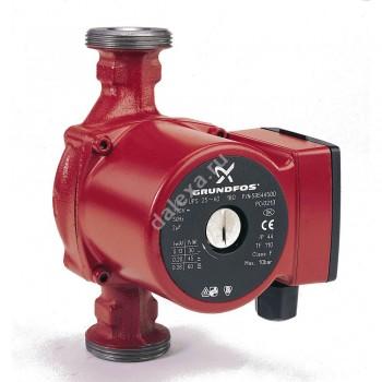 Циркуляционный насос Grundfos UPS 25-40 (отопление)