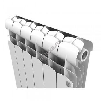 Алюминиевый секционный радиатор Royal Thermo Indigo 500, 12 секций