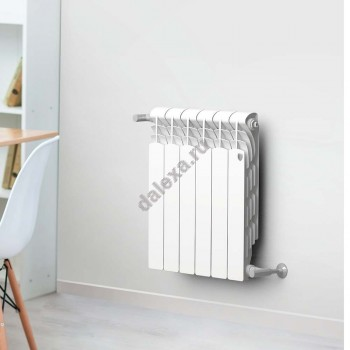 Биметаллический секционный радиатор Royal Thermo Revolution Bimetall 500, 8 секций