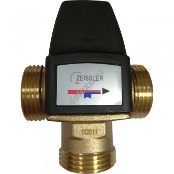 Термостатический смесительный клапан TIM ZEISSLER BL3110C04 для теплого пола (до 200 м2)
