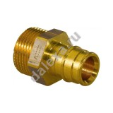 "Штуцер Uponor Q&E Evolution PPSU 16-1/2"" н.р."