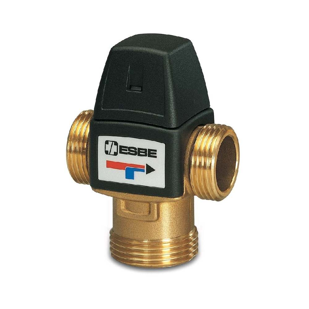 Термостатический клапан для теплого пола ESBE-TIM