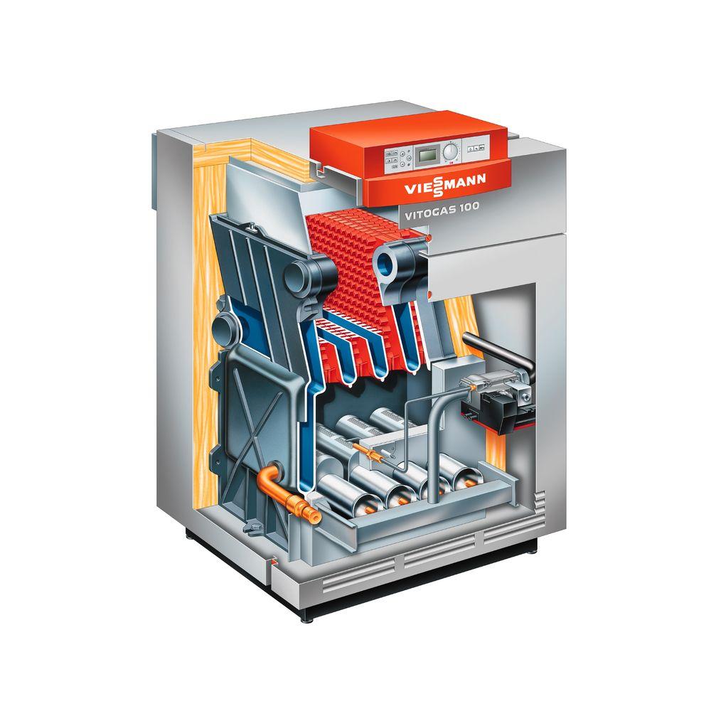 Газовый котел, отопление дома, система отопления дома