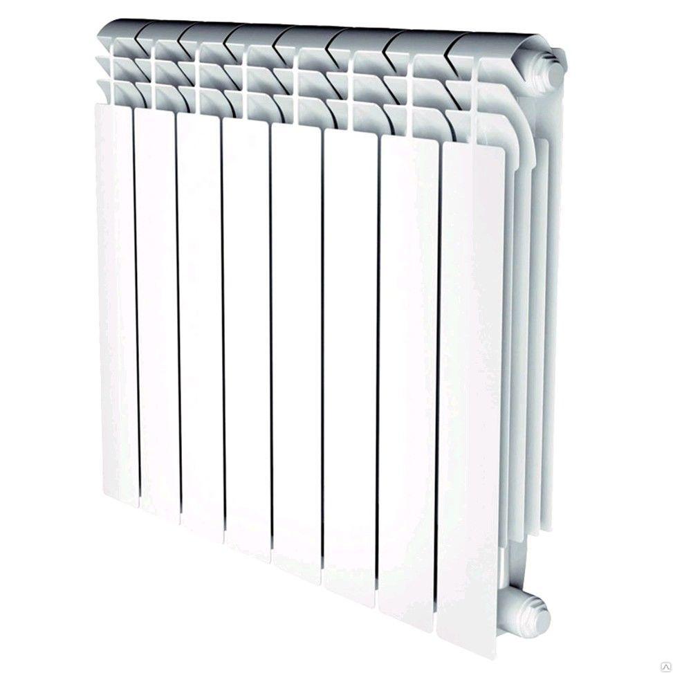аллюминиевый радиатор для отопления