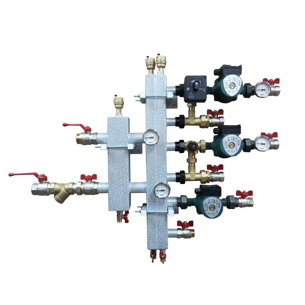 гидроколлектор север v3